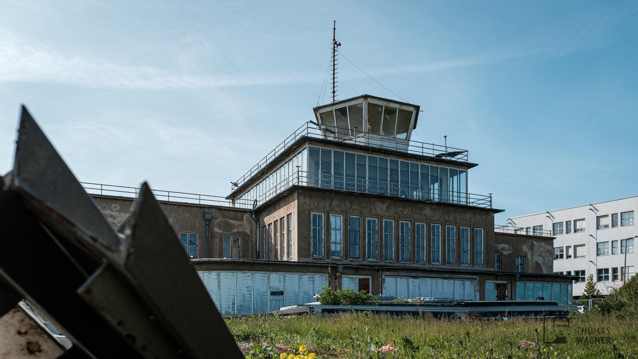 Flughafen Leipzig-Mockau - Lost Place