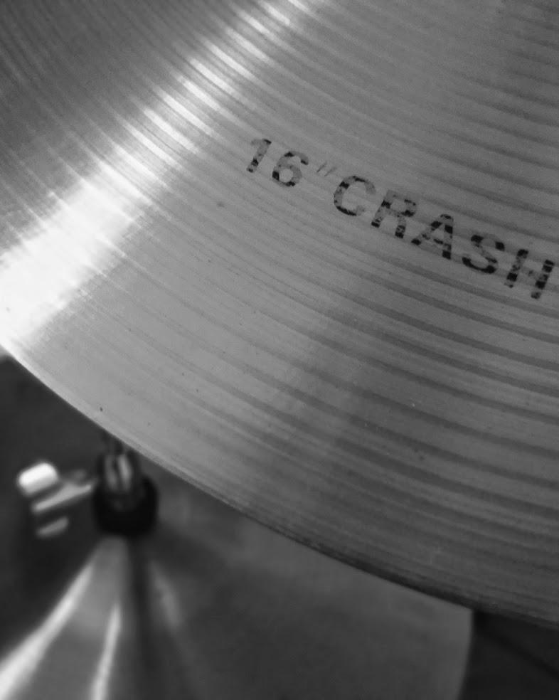 7 Tage schwarz/weiss Foto-Challenge  - Tag 4 - Musik - Rhythmisch und laut
