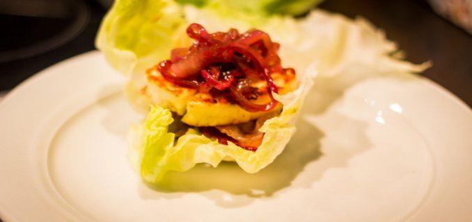 Inside Out Burger – Zusammenbau