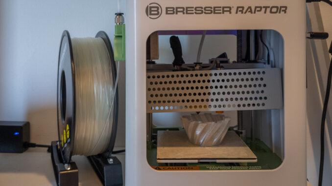 Bresser WLAN-3D-Drucker Raptor