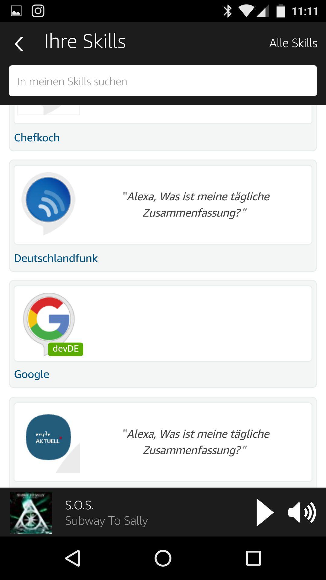 Mein Amazon Echo kann jetzt Google! Deutsche Anleitung!