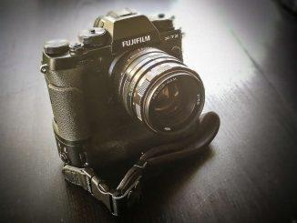 M42 Adapter an Fujifilm