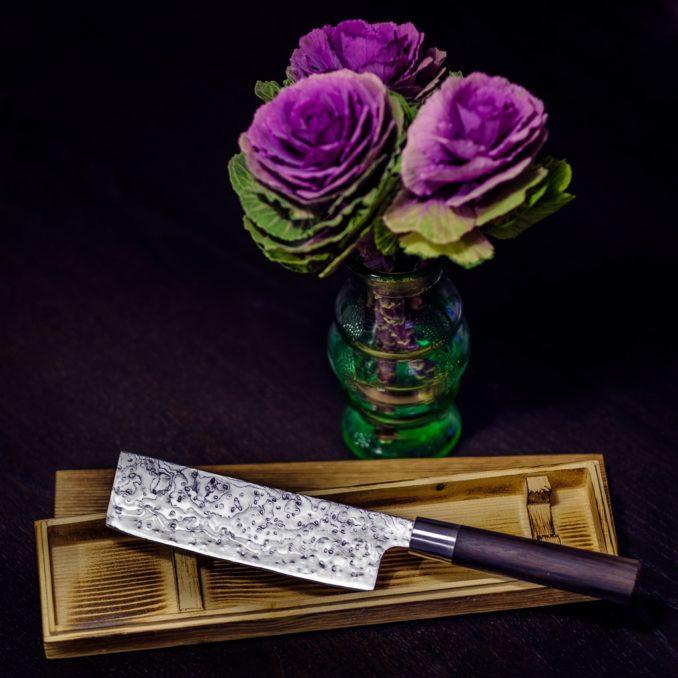Neues Messer für den Hobbykoch. Weihnachten naht und das Auge kocht ja mit!