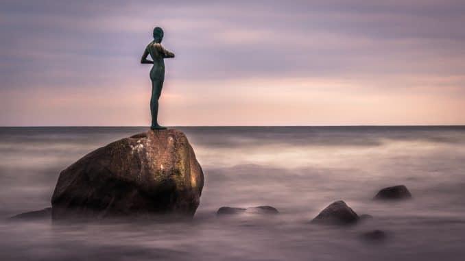 Skulptur Kaysa Baabe Sellin 1