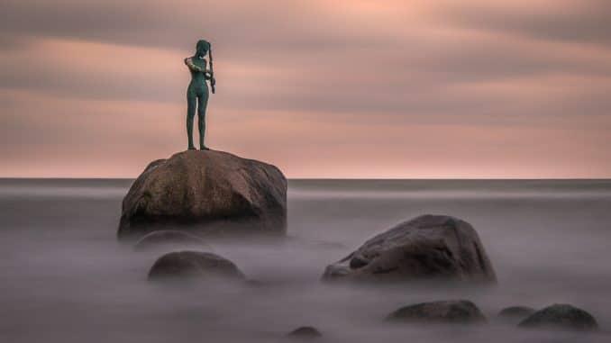 Skulptur Kaysa Baabe Sellin 4