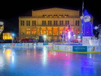 Wintereisbahn Augustsusplatz